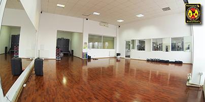 Sala Aerobic / Kango