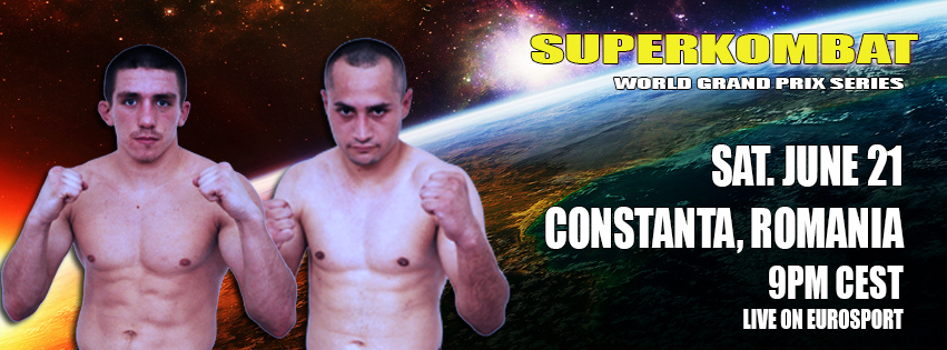Superkombat World Grand Prix in Constanta, Romania final 2