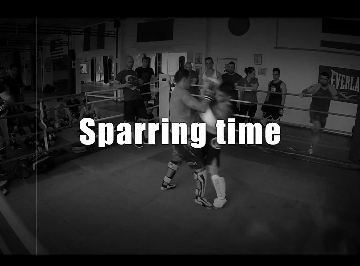 Movie Sparring time