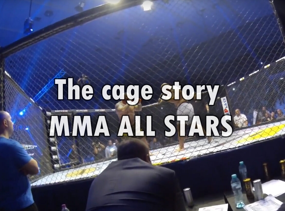 The cage story MMA ALL STARS